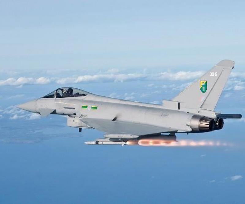 NGC to Deliver IMU for Eurofighter Typhoon