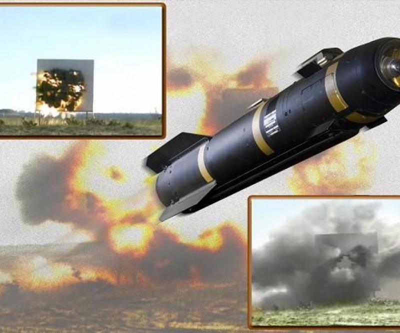Lockheed's New HELLFIRE II Missile