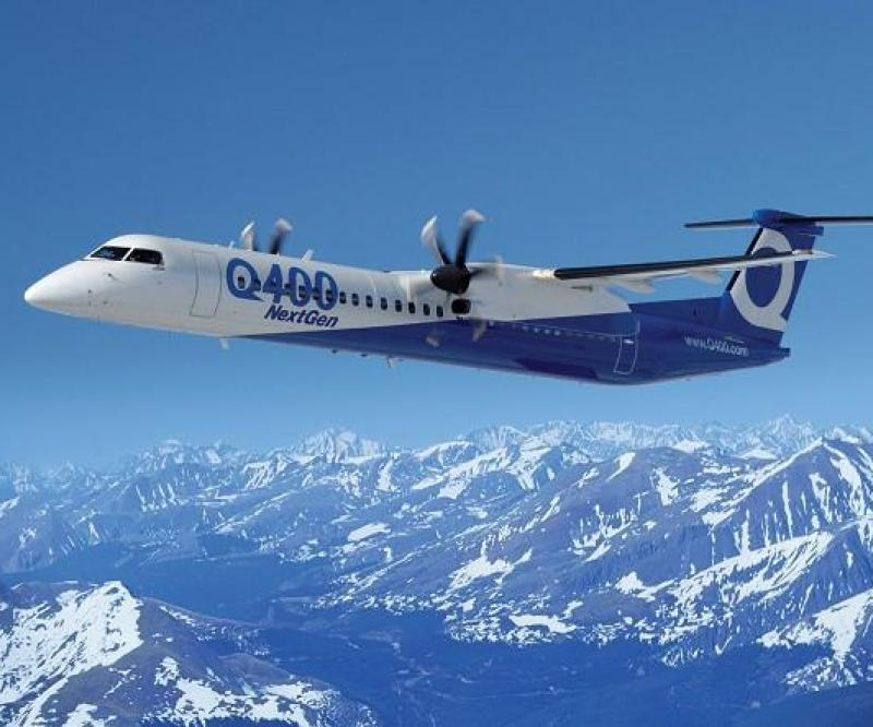 2 Q400 Turboprops to Smart Aviation
