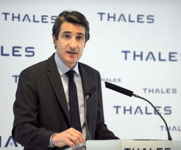 Thales Releases Q1 2016 Order Intake and Sales