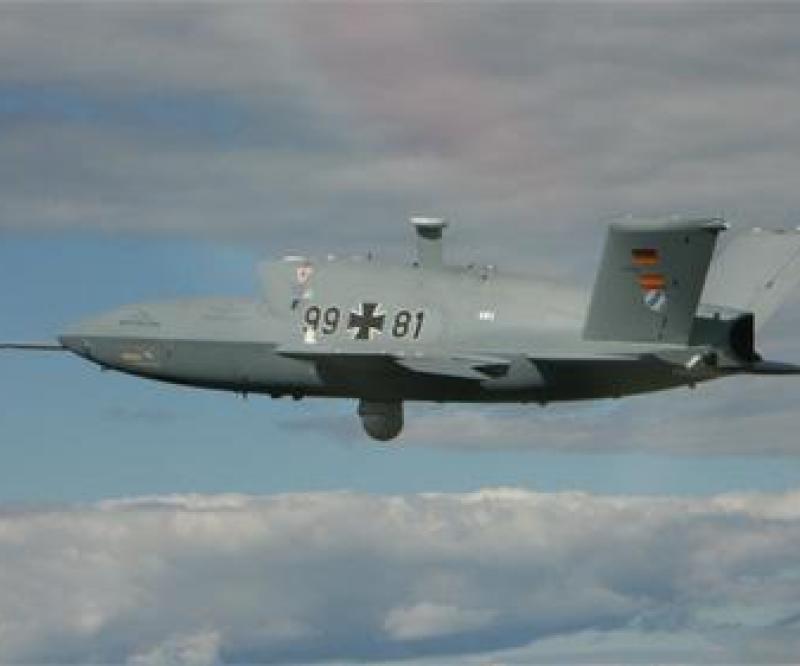 EADS Tests Barracuda