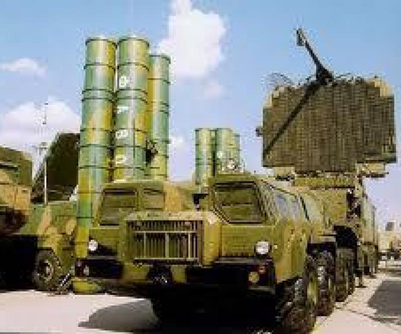 Russia Freezes S-300 Sale to Iran