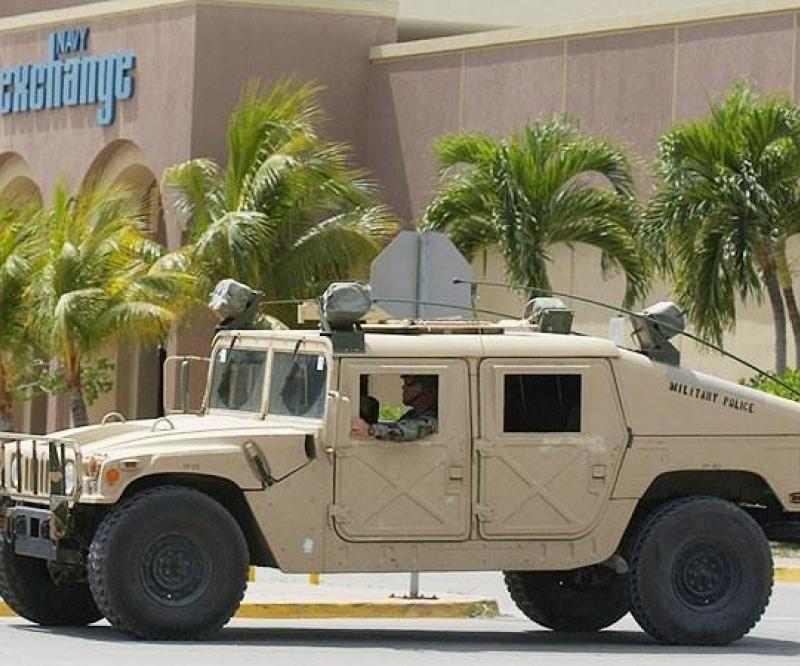 Oshkosh to Unveil HMMWV With TAK-4®
