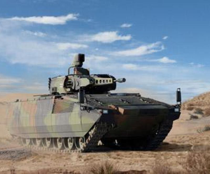 Billion EURO-contract for PUMA IFV