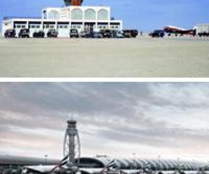 Dubai Airport's Golden Anniversary