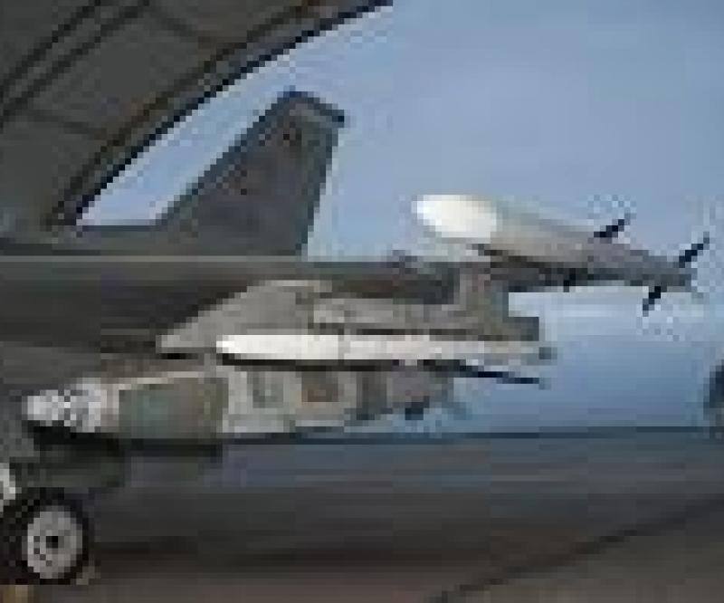 Boeing's MK-84 Laser JDAM