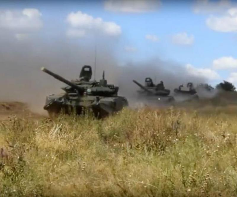 China Joins Russia in Massive Vostok 2018 Military Exercise