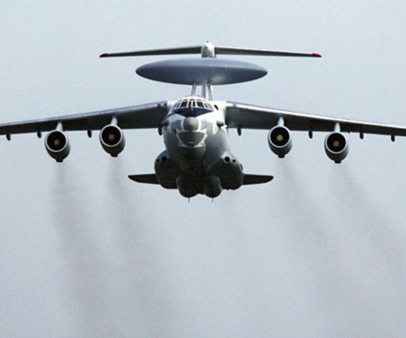 "Russia Building Prototype of Next Generation ""Flying Radar"""