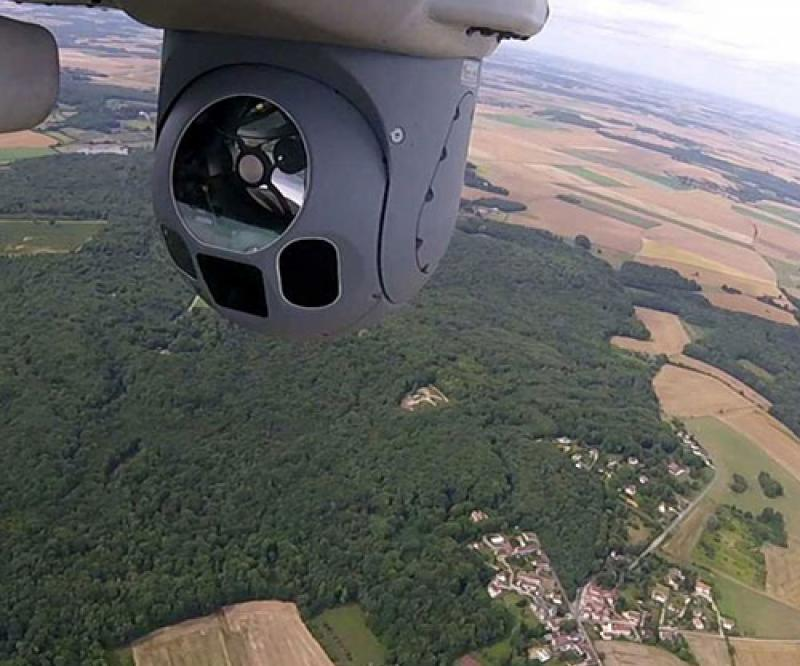 Safran to Equip 10 French Special Forces' NH90 Helicopters with New Observation System