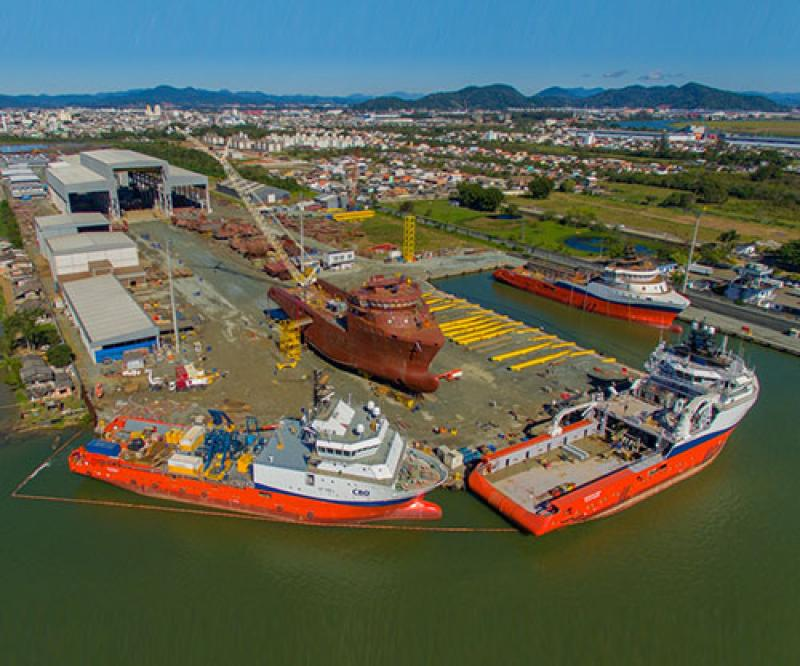 thyssenkrupp Marine Systems to Acquire Oceana Shipyard in Brazil