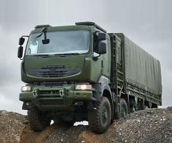 1,587 MSVS Trucks Complete their First Year in Canadian Army