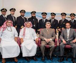 14 Bahraini Gulf Air Pilots Earn Their Stripes