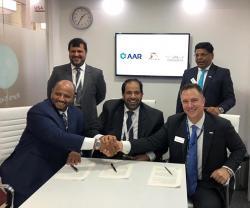 AAR, Tawazun, GAL Sign Joint Repair Management Deal