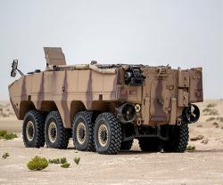 AL JASOOR, Raytheon Emirates, EARTH to Integrate High Energy Laser Systems onto Rabdan Vehicles