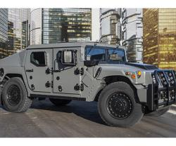 AM General Debuts New Light Tactical Vehicle at Eurosatory