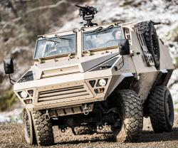 ARQUUS to Present Three Special Forces Vehicles at SOFINS 2019