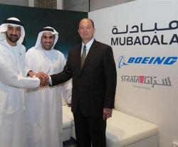 Abu Dhabi's Trade in Planes, Spacecraft Exceeds $2.5 Billion