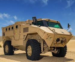 Abu Dhabi to Host Armoured Vehicles Middle East Conference