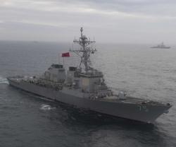 Aegis Runs Air, Missile Defense Tests During NATO Exercise