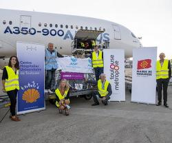 Airbus Foundation & Partners Deliver Humanitarian Aid to Beirut