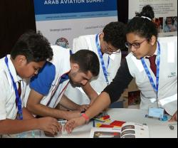 Airbus Little Engineer A380 Workshop Concludes in Dubai