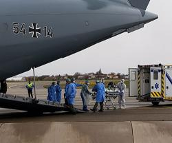Airbus Military Aircraft Perform Medevac Missions in COVID-19 Pandemic