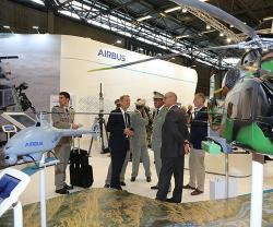 Airbus Technologies Take the Spotlight at Eurosatory