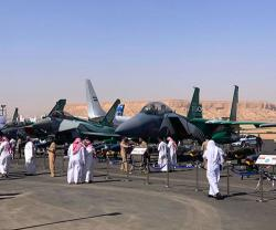 Alshams Energy Named Exclusive Fuel Provider at 2nd Saudi International Airshow