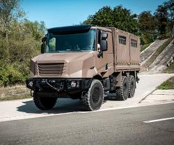 Arquus Launches ARMIS 6x6 During Arquus Day in Satory