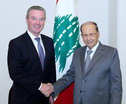 Australia Donates 10 Cargo Vehicles, 4 Ambulances to Lebanese Army
