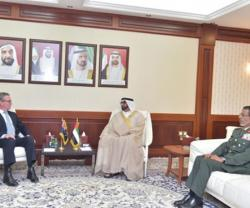 Australian Defense Minister Visits UAE