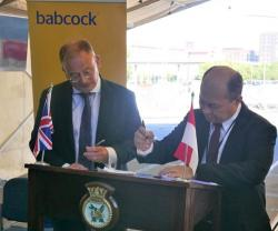 Babcock Sells First New Frigate Design Licence to Indonesia