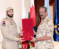 Bahrain's Commander-in-Chief Hails Sheikh Abdullah's Success