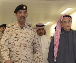 Bahrain's Commander-in-Chief Inspects Defense Force Units
