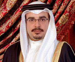 Bahrain's Deputy King Receives US Secretary of the Navy
