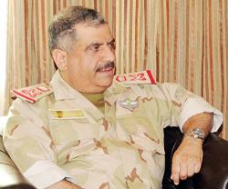 Bahrain's National Guard Staff Director Attends Graduation