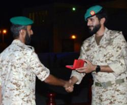 Bahrain's Royal Guard Commander Grants Recognition Medals