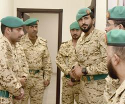Bahrain's Royal Guard Inaugurates New Facility & Military System