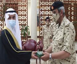Bahrain Defence Force Honors Top Officers with First Class Medal