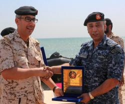Bahrain Defense Force Concludes Iron Bridge 1 Exercise