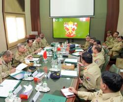 Bahrain National Guard, Pakistani Army Joint Committee Holds Meeting