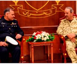 Bahrain Receives Pakistan Naval War College Delegation