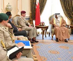 UK Senior Defense Adviser to the Middle East Visits Bahrain