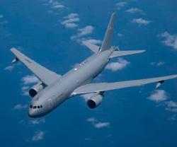 Boeing, USAF Complete Flight Testing for First KC-46 Delivery