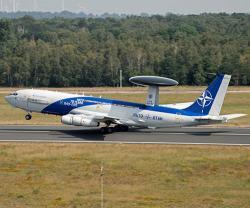 Boeing Selects Leonardo's Airborne Software-Defined Radio to Equip NATO's AWACS Fleet