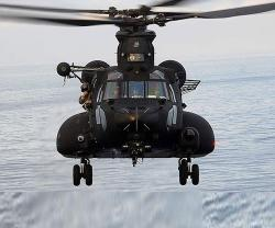 Boeing to Supply 9 More Chinook Helicopters to U.S. Army Special Operations