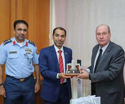 Brazilian Defence Minister Hails Distinguished Ties with UAE