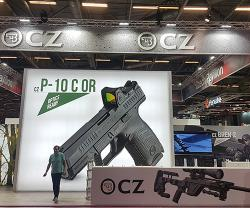 CZ Concludes Successful Participation at Eurosatory