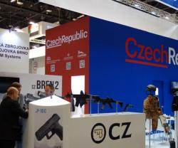 Middle East Premier for CZ P-10 C and CZ BREN 2