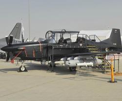 Calidus, Novaer Launch B-250 Aircraft at Dubai Air Show